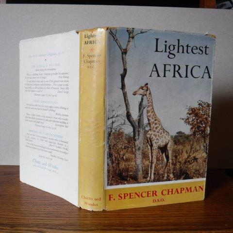 Image for Lightest Africa