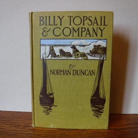 Image for Billy Topsail & Company - A Story for Boys