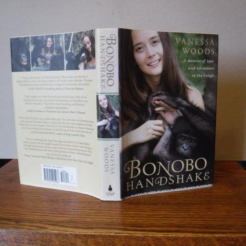 Image for Bonobo Handshake - A Memoir of Love and Adventure in the Congo