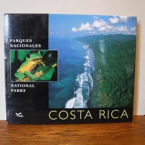Image for Costa Rica National Parks (Parques Nacionales)