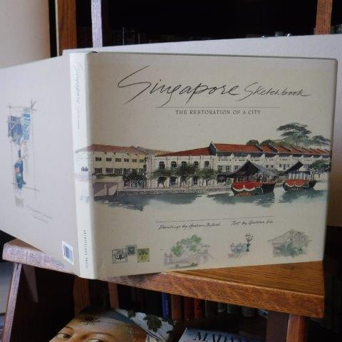 Image for Singapore Sketchbook - The Restoration of a City