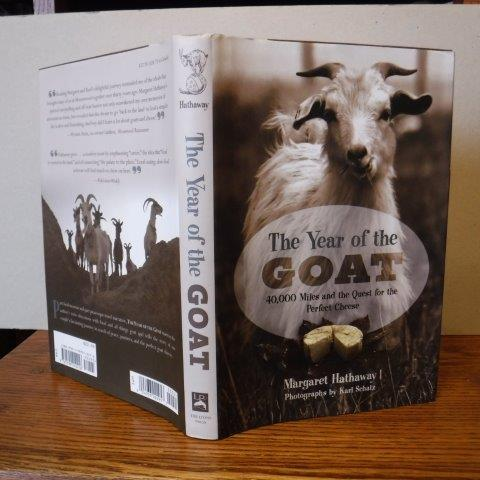 Image for The year of the goat - 40,000 miles and the quest for the perfect cheese
