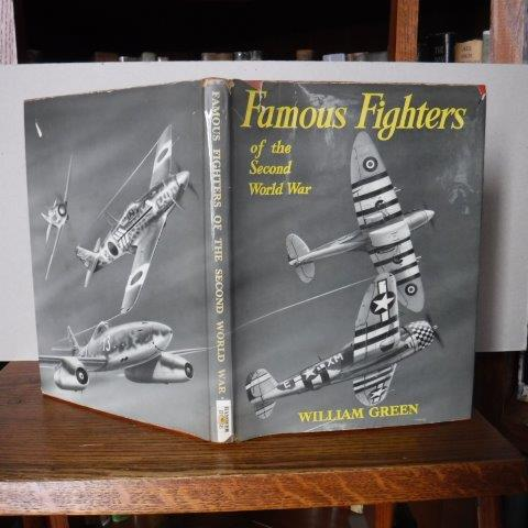 Image for Famous Fighters of the Second World War
