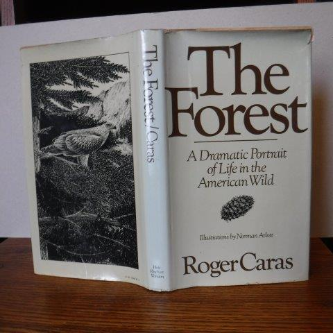 Image for The Forest - A Dramatic Portrait of Life in the American Wild