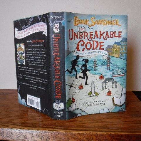 Image for The Unbreakable Code (The Book Scavenger series)