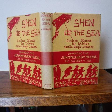 Image for Shen of the Sea - A Book for Children