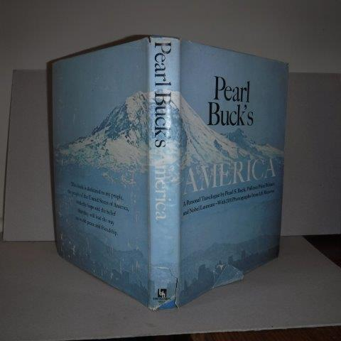 Image for Pearl Buck's America - A Personal Travelogue by Pearl S. Buck, Pulitzer Prize Winner and Nobel Laureate-with 200 Photographs from Life Magazine