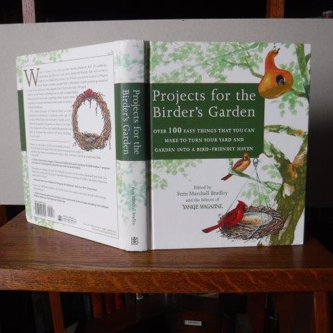 Image for Projects For The Birder's Garden - Over 100 Easy Things That You Can Make To Turn Your Yard And Garden Into A Bird-friendly Haven
