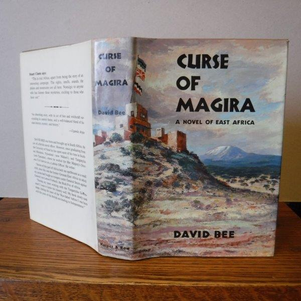 Image for Curse of Magira - A Novel of East Africa