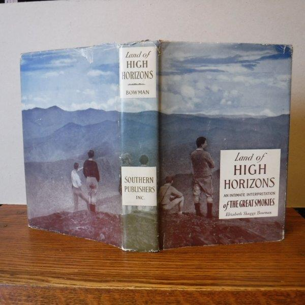 Image for Land of High Horizons - An Intimate Interpretation of the The Great Smokies