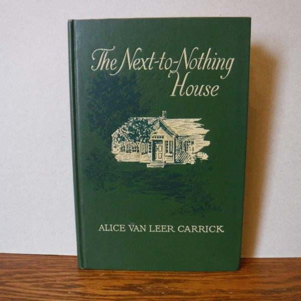 Image for The Next-to-Nothing House