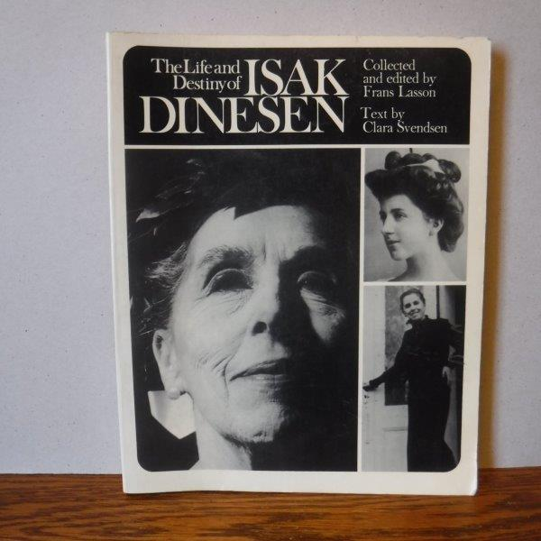 Image for Life and Destiny of Isak Dinesen