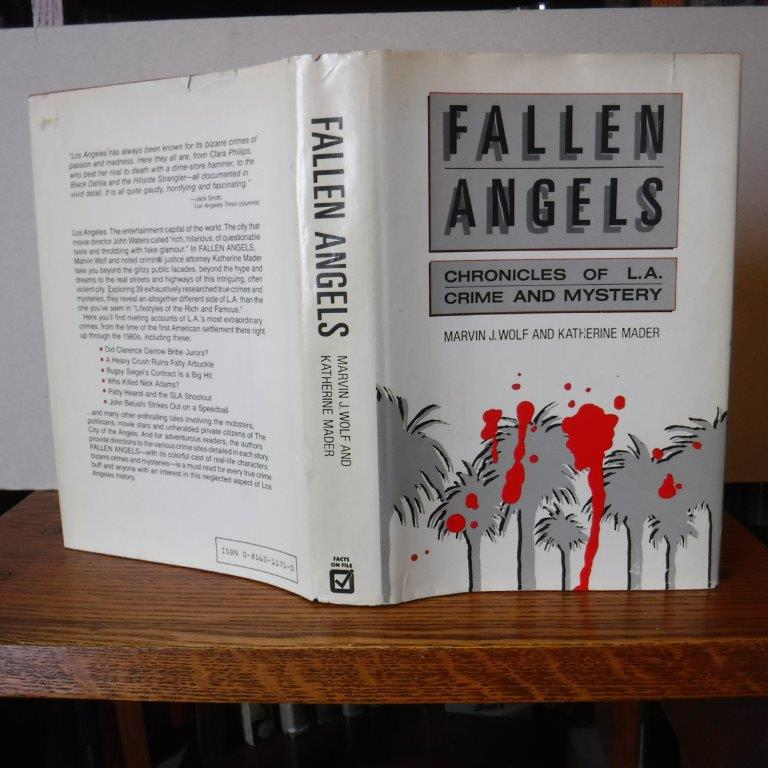 Image for Fallen Angels: Chronicles of L.A. Crime and Mystery