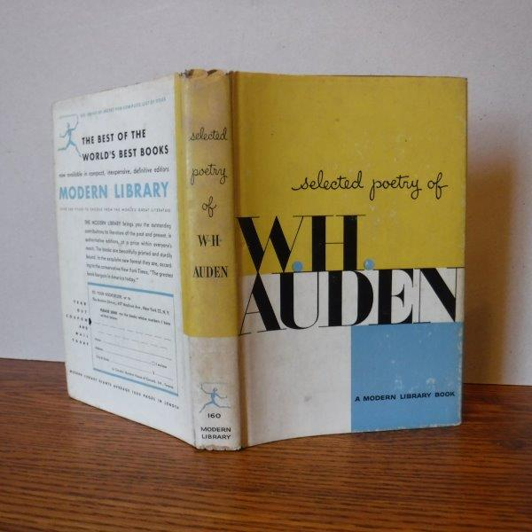 Image for Selected Poetry of W. H. Auden - Chosen for this edition by the Author