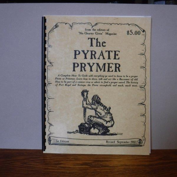 Image for The Pyrate Primer