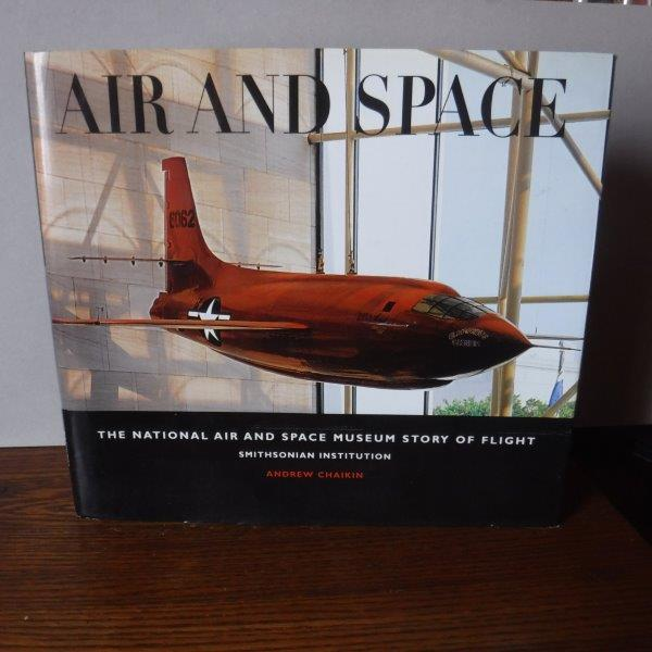 Image for Air and Space: The National Air and Space Museum Story of Flight