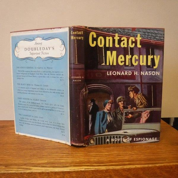 Image for Contact Mercury (A Novel of Espionage)