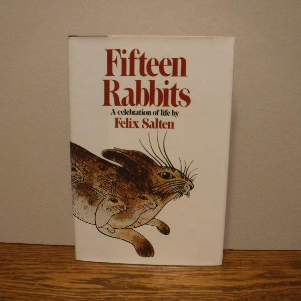 Image for Fifteen Rabbits: A Celebration of Life