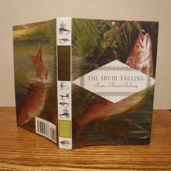 Image for The Art of Angling: Poems about Fishing