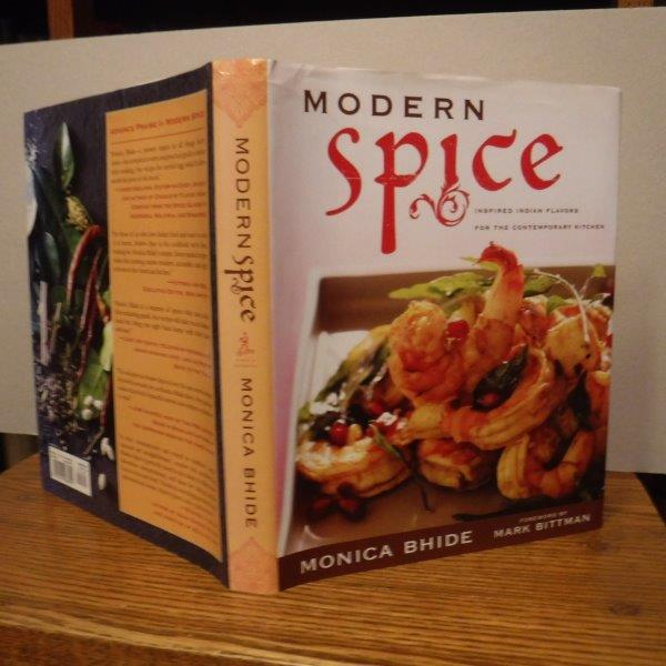 Image for Modern Spice: Inspired Indian Flavors for the Contemporary Kitchen