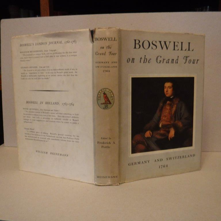 Image for Boswell on the Grand Tour: Germany and Switzerland, 1764