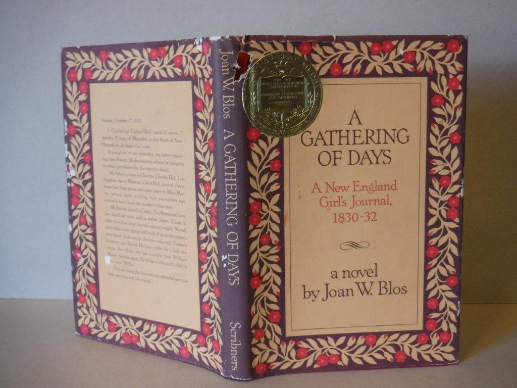 Image for A Gathering of Days: A New England Girl's Journal, 1830-1832