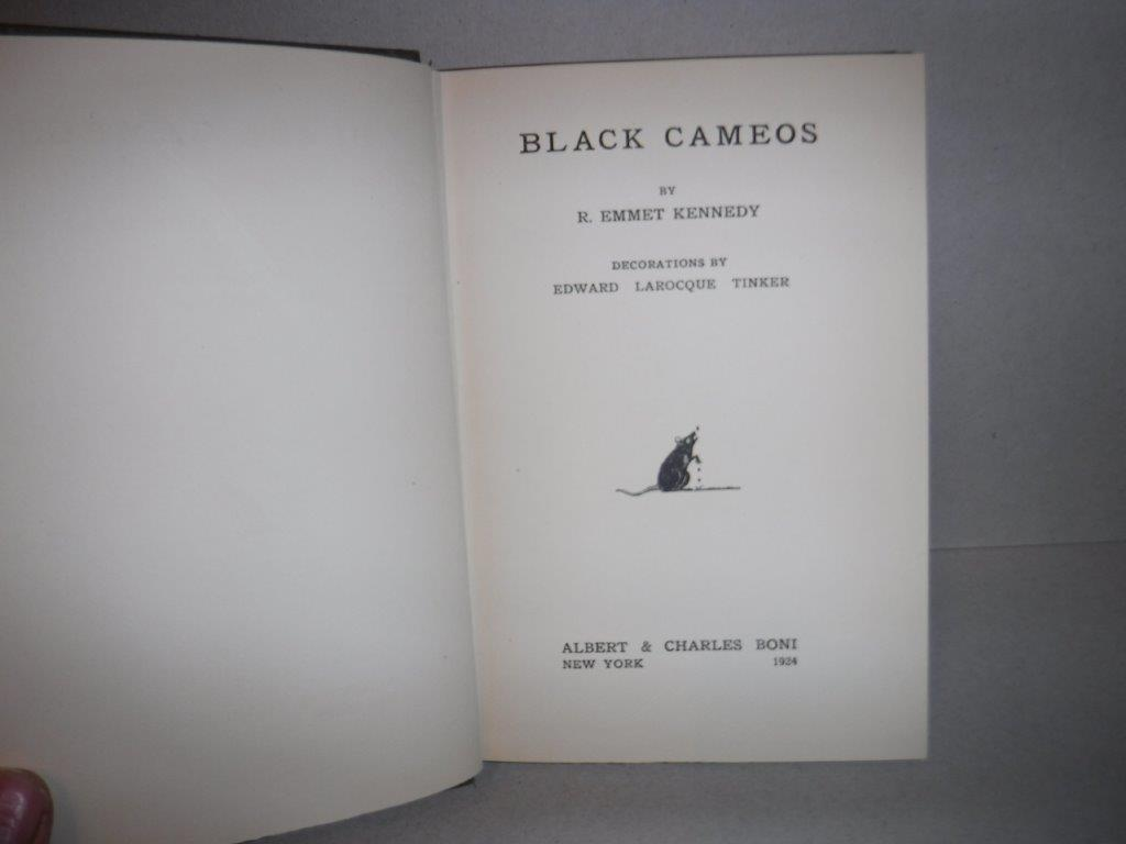 Image for Black Cameos