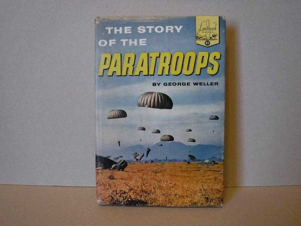 Image for The Story of the Paratroops