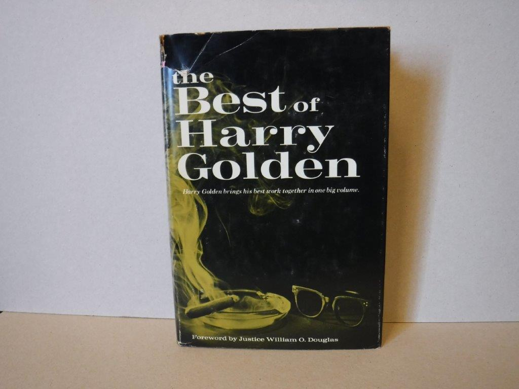 Image for The Best of Harry Golden