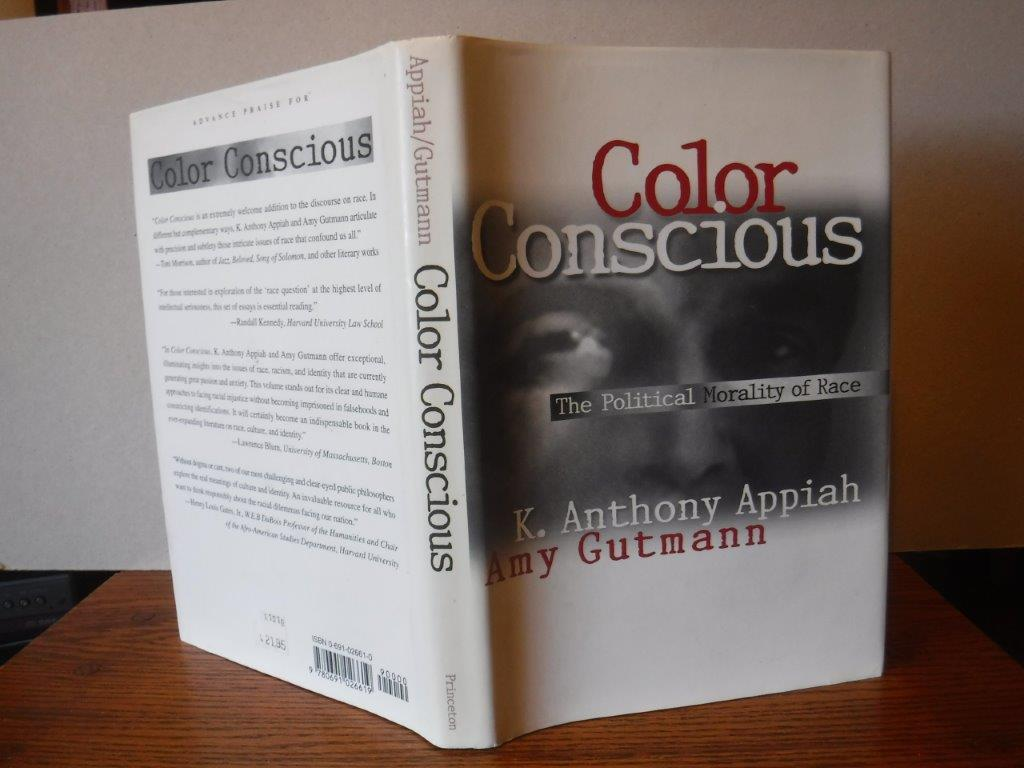 Image for Color Conscious: The Political Morality of Race