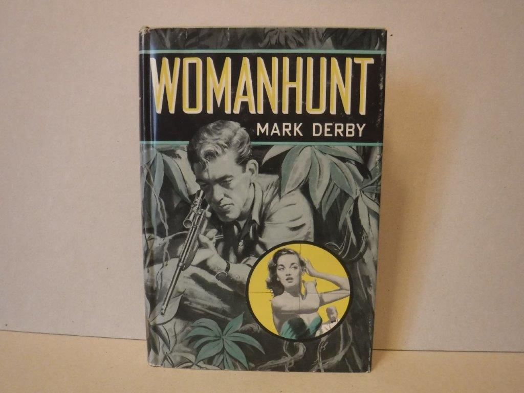 Image for Womanhunt