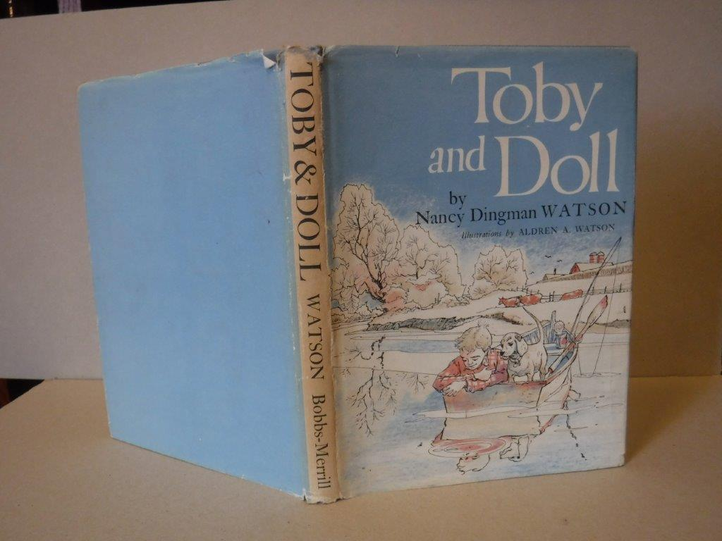 Image for Toby and Doll