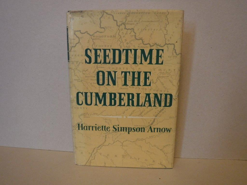 Image for Seedtime on the Cumberland