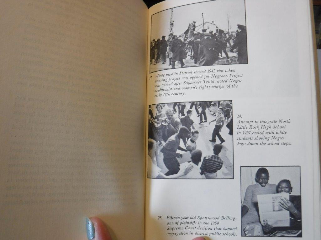 Image for Chronicles of Negro Protest - A Background Book Documenting the History of Black Power