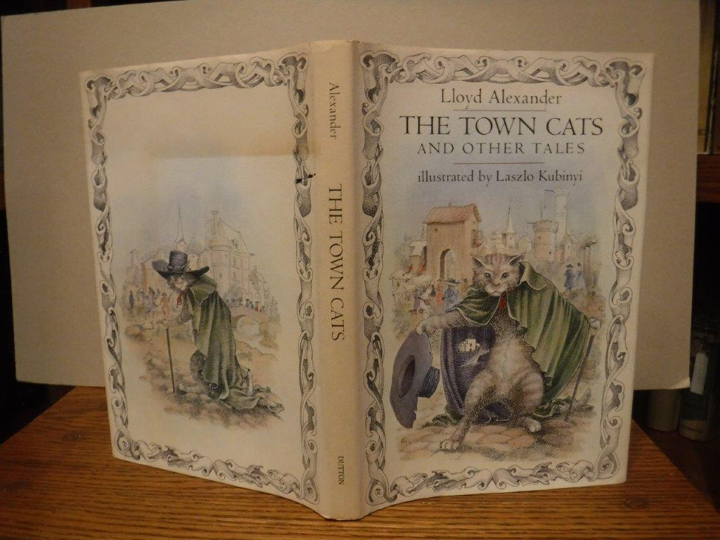 Image for The Town Cats and Other Tales