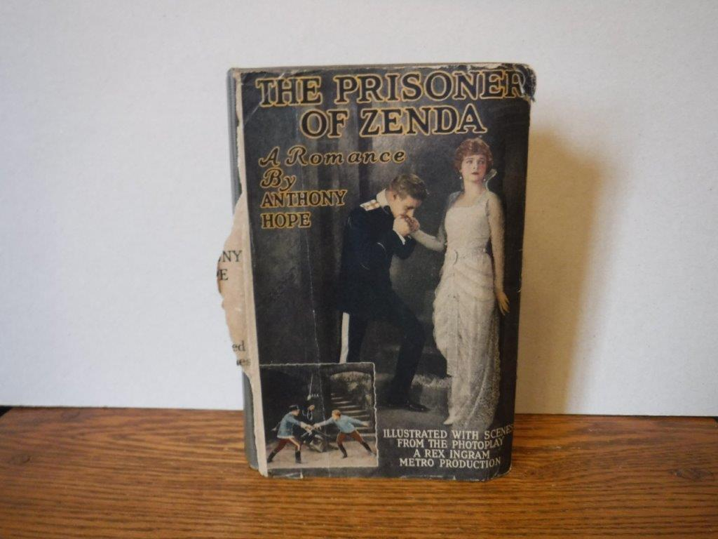 Image for The Prisoner of Zenda - Being the History of Three Months in the Life of an English Gentleman