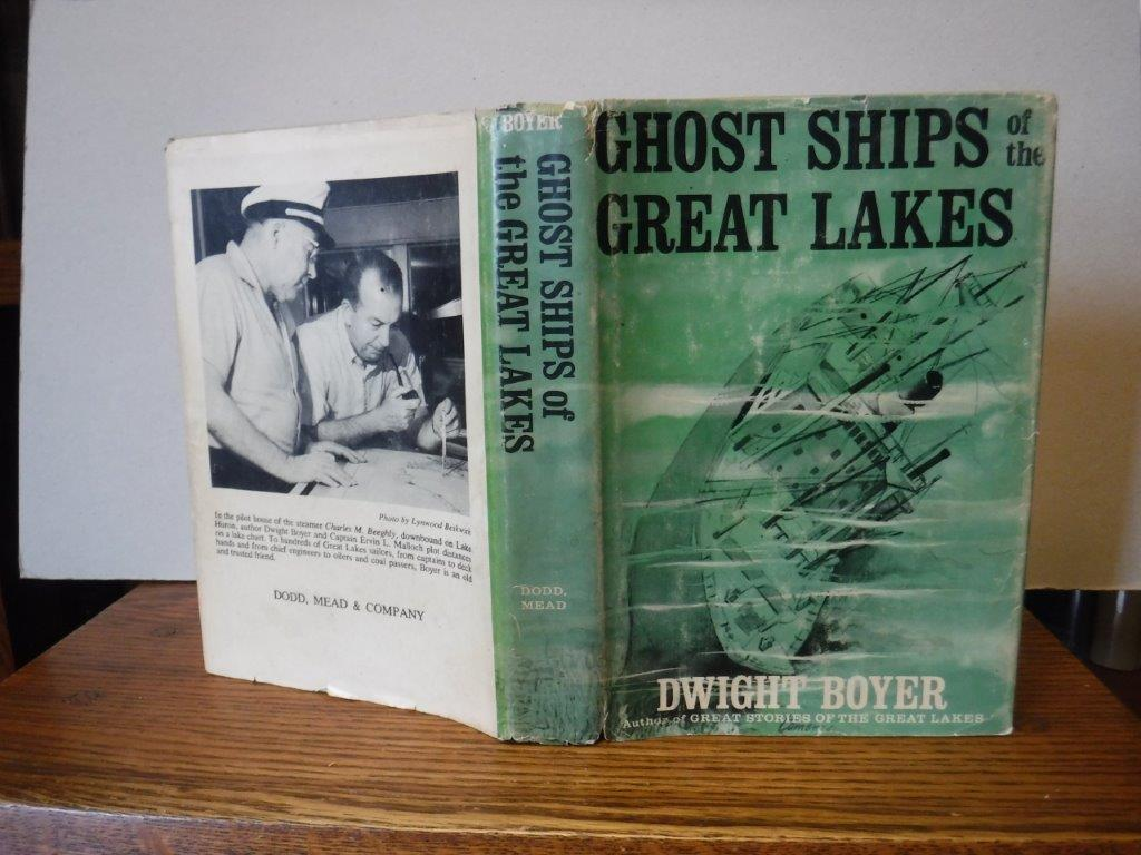 Image for Ghost Ships of the Great Lakes