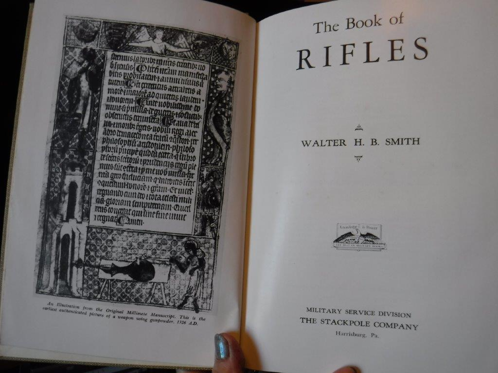 Image for Book of Rifles: An Encyclopedic Reference Work