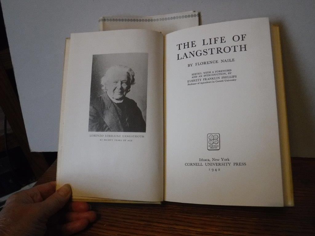 Image for The Life of Langstroth: America's Master of Bee Culture