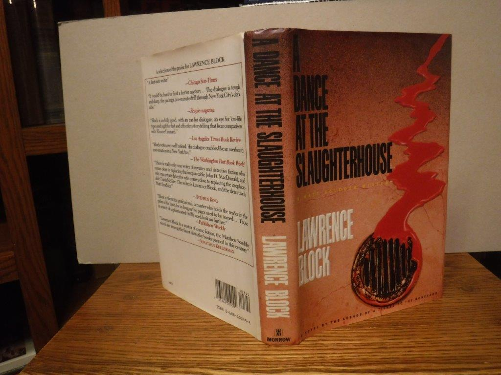 Image for A Dance at the Slaughterhouse (Matthew Scudder Mysteries)