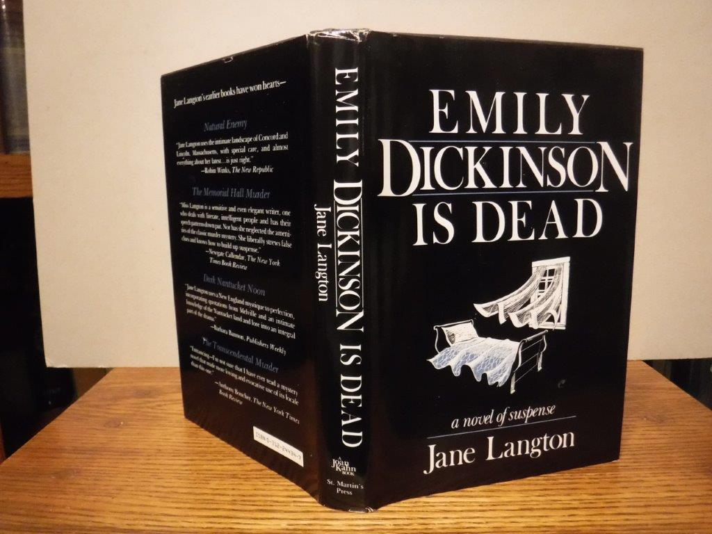 Image for Emily Dickinson Is Dead