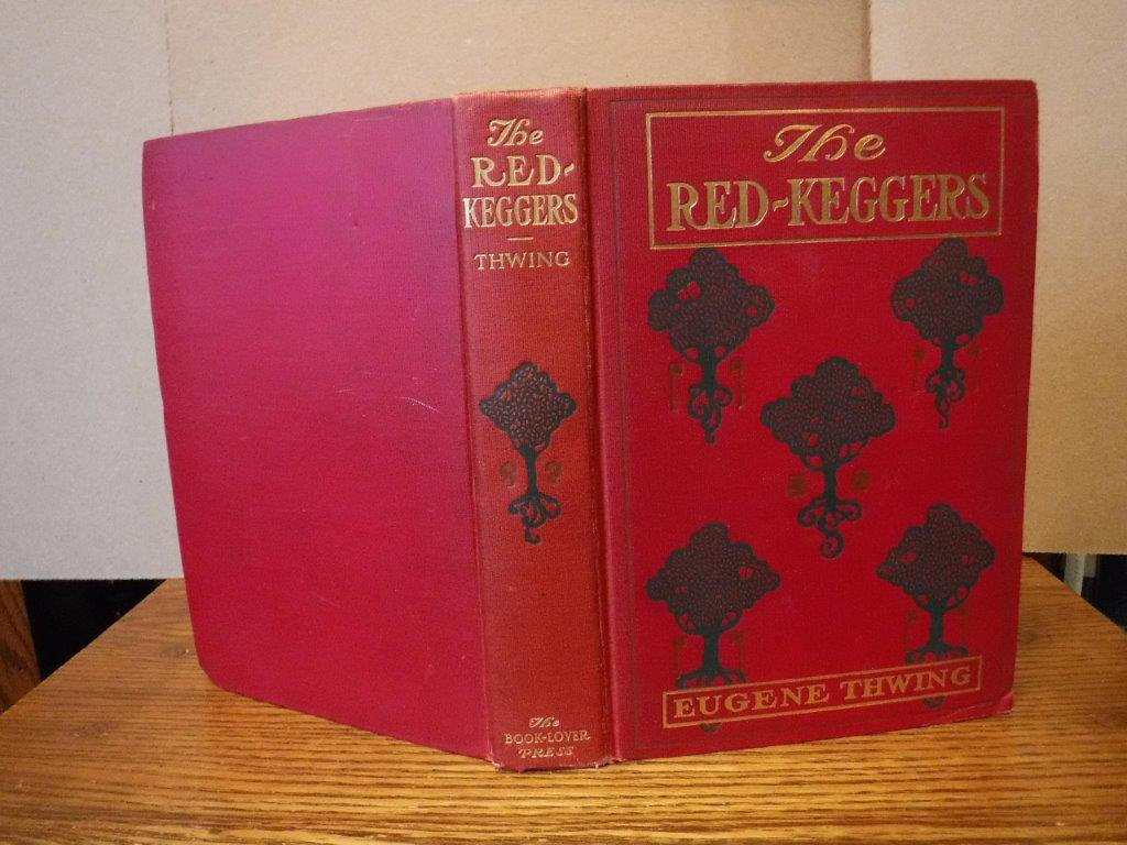 Image for The Red-Keggers