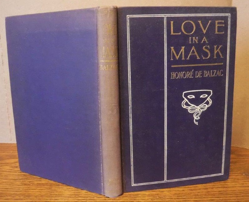 Image for Love in A Mask, Or Imprudence and Happiness