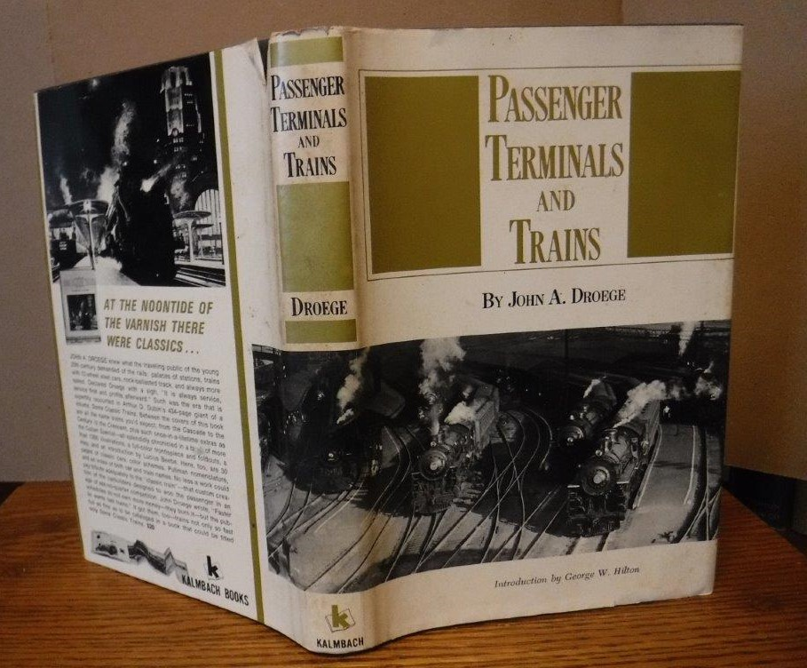 Image for Passenger Terminals and Trains
