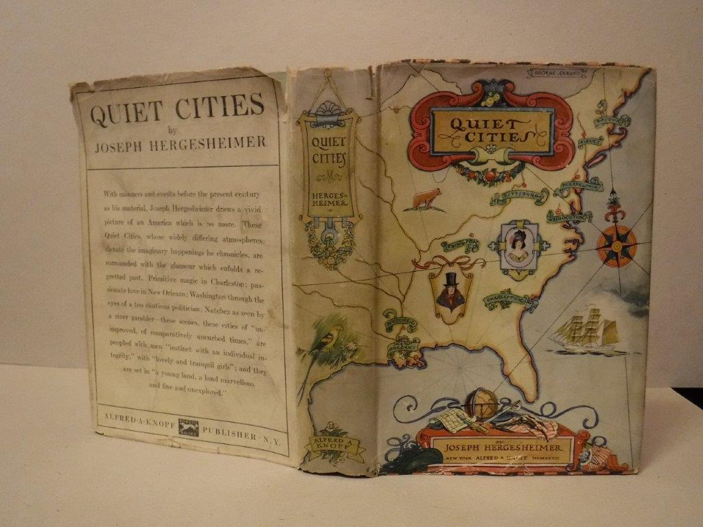 Image for Quiet Cities