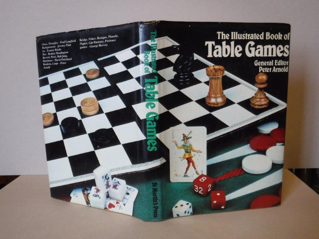 Image for The Illustrated Book of Table Games