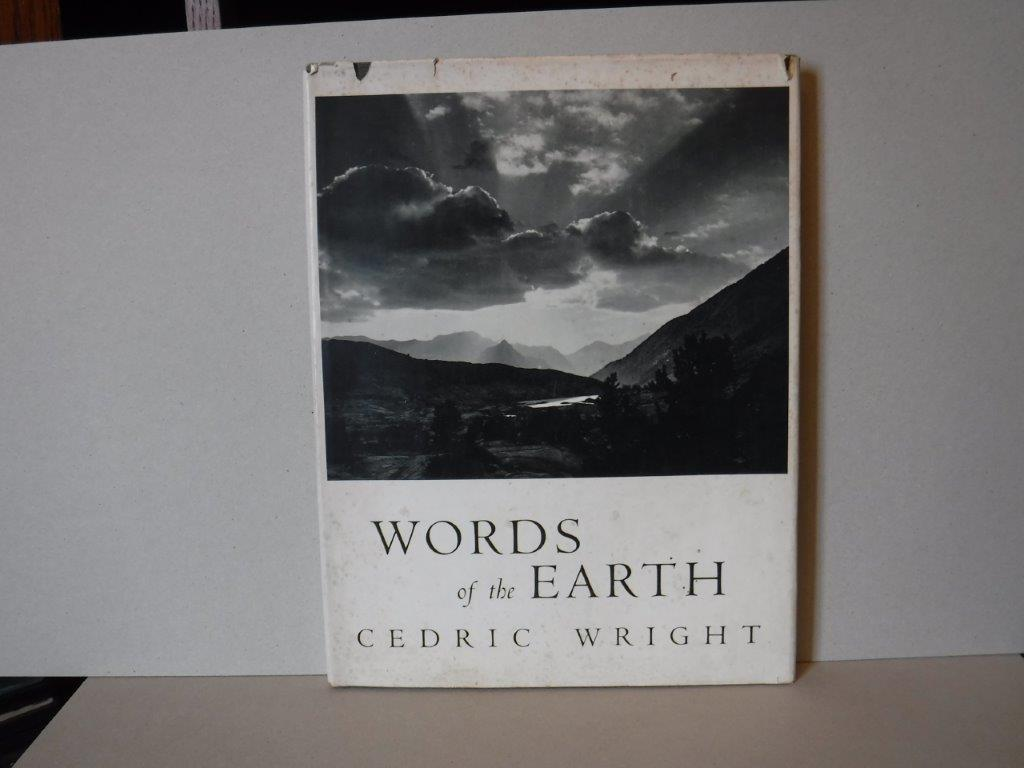 Image for Cedric Wright: Words of the Earth