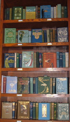 Old Scrolls Book Shop American Trade Bindings